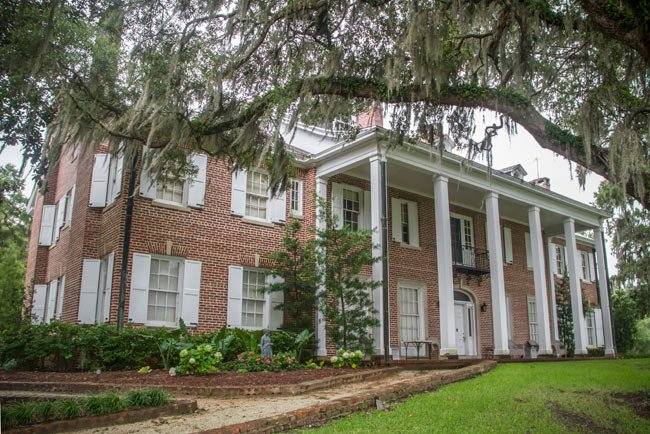 House at Hobcaw Barony