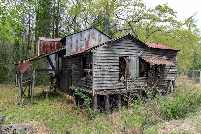 Huckabee-Hallman Grist Mill