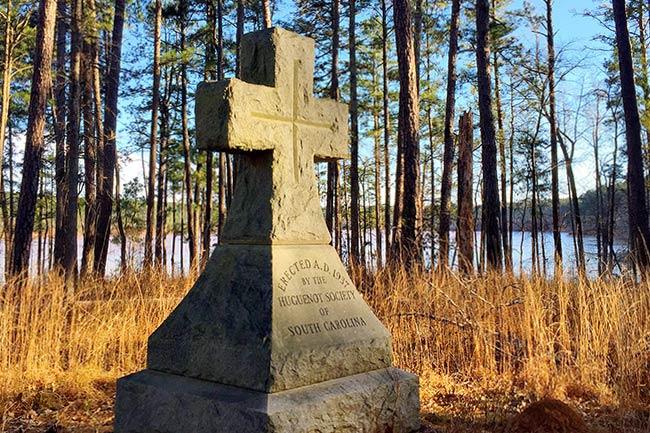 McCormick Huguenot Cross