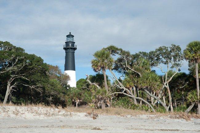 Hunting Island Park Lighthouse