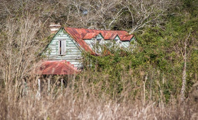 Hutchinson House Edisto Island