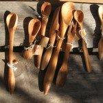 Ike Carpenter Spoons