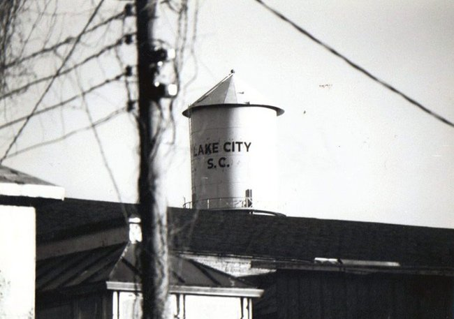 Imperial Tobacco Water Tower
