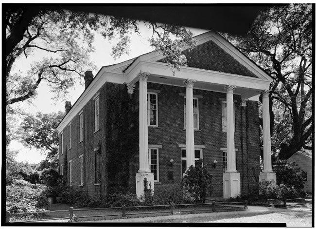 Indigo Society Hall Historical