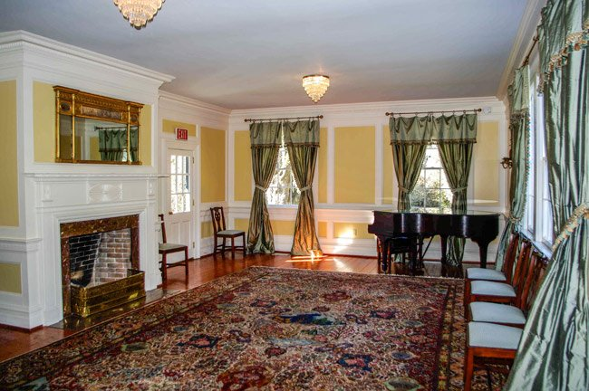 Inside the Legare-Waring House
