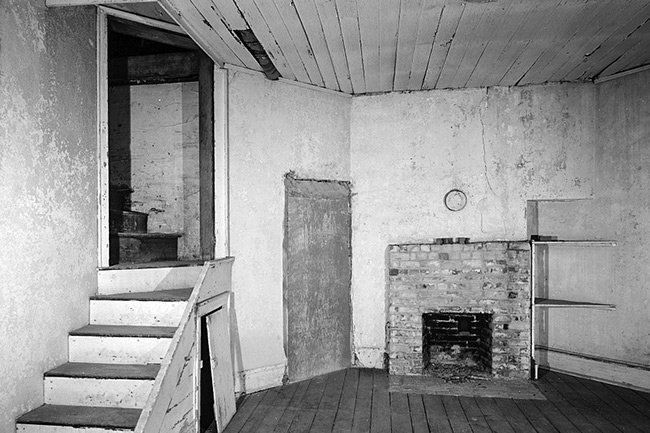 Octagon House Interior Room