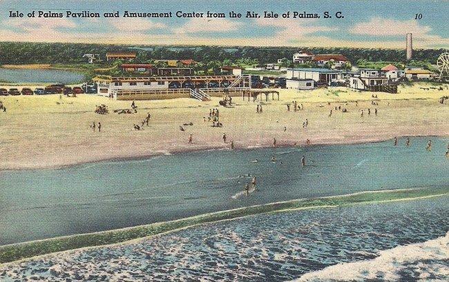 Isle of Palms Amusement Area