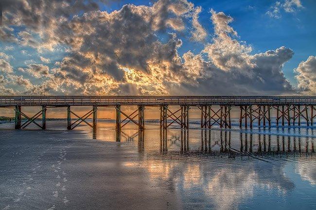 Isle of Palms Pier