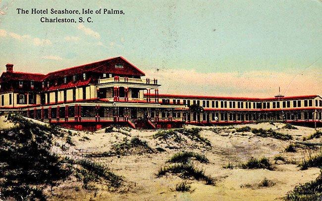 Isle of Palms Seashore Hotel