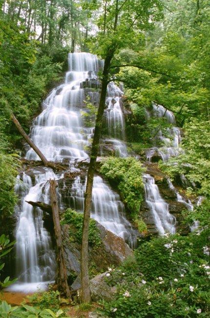 Issaqueena Waterfall