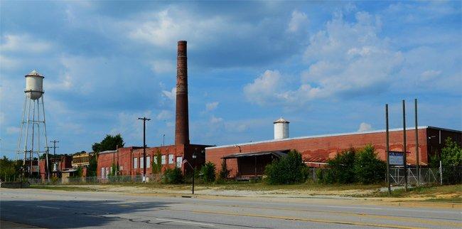 Iva Textile Mill