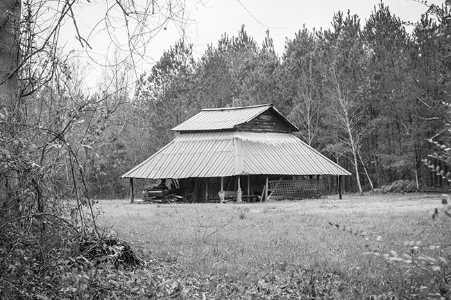 Tobacco Packing Shed