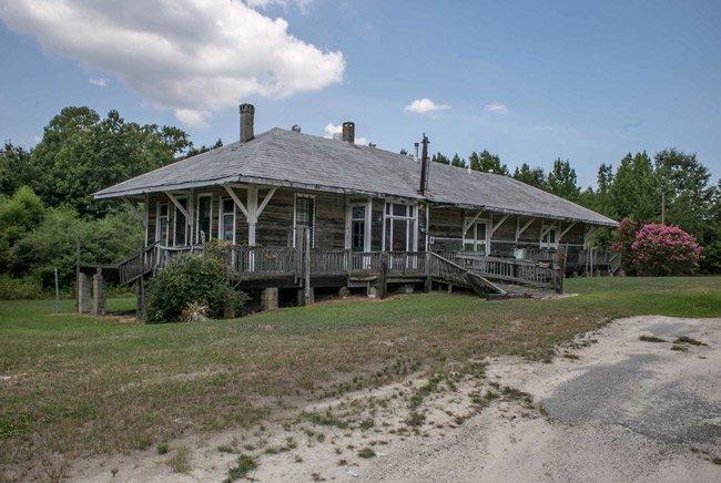 Jackson Station Hodges