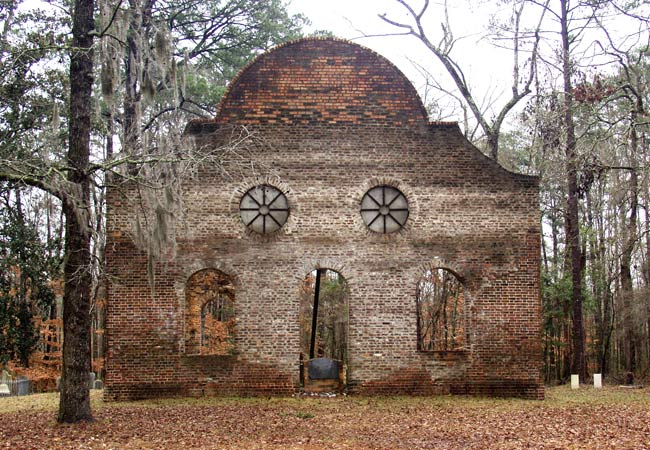 Jacksonboro Burnt Church
