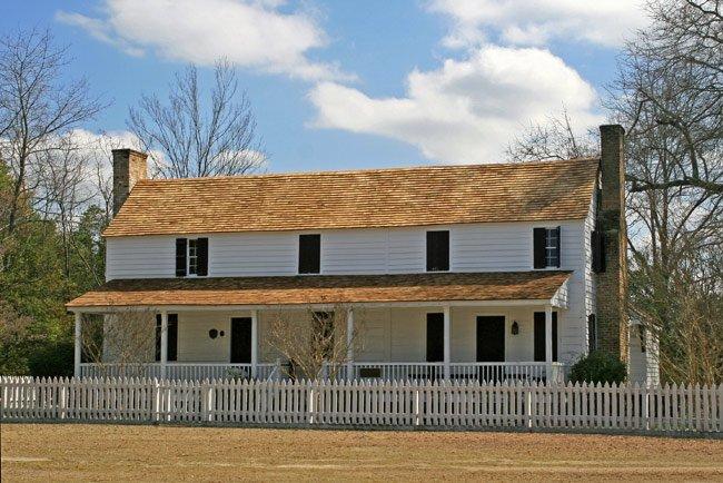 Jacob Kelley House Hartsville
