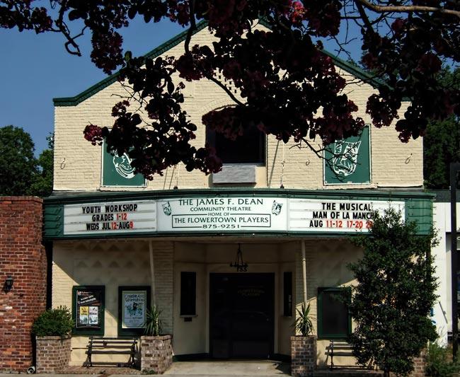James F. Dean Theatre