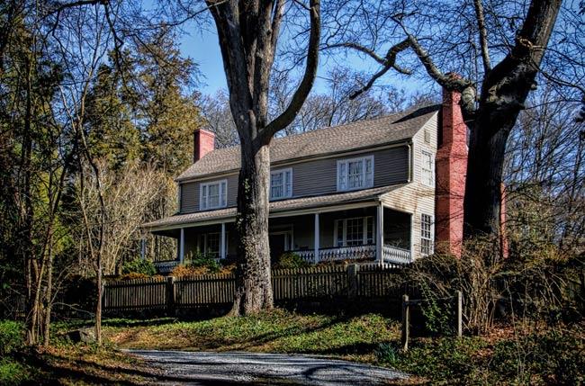 James Nesbitt House