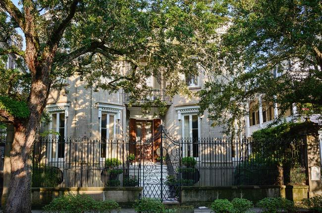 James Simmons House