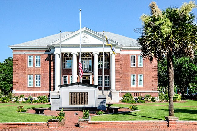 Jasper County Government Building