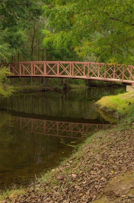 Jeffries Creek Park Bridge