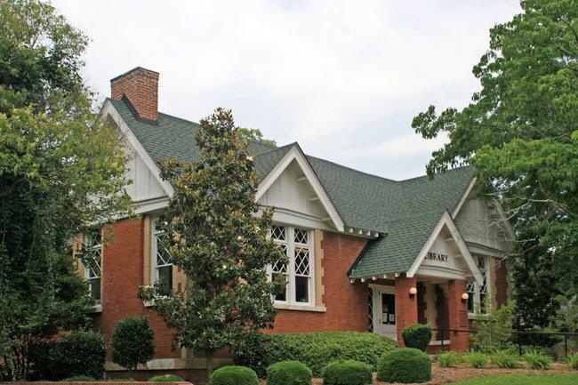 Jennie Erwin Carnegie Library