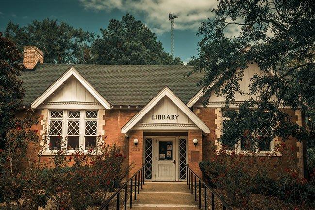 Jennie Erwin Library