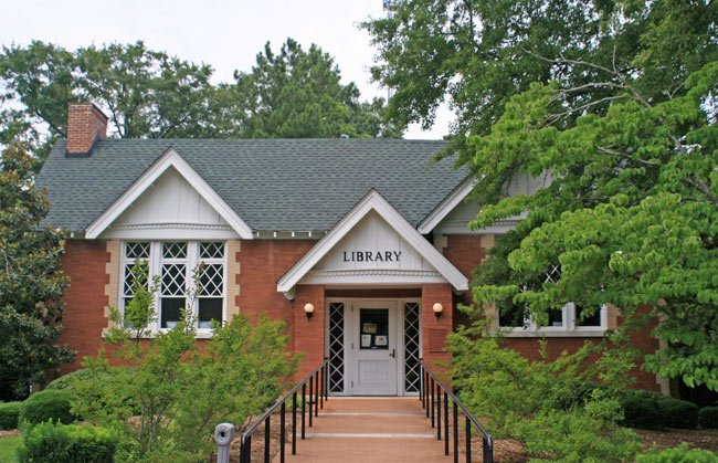 Jennie Erwin Library