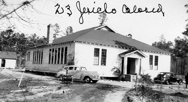 Jericho School Historical