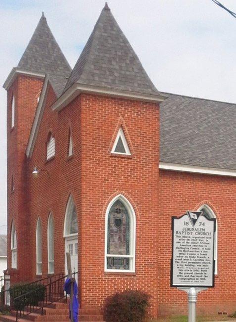 Jerusalem Baptist Church