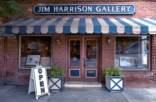 Jim Harrison Gallery Denmark