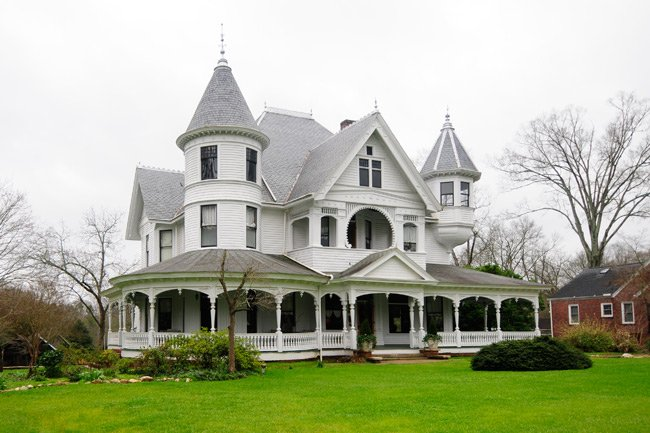John Calvin Owings Home