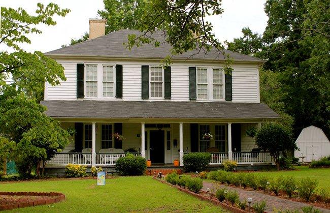 John Campbell House