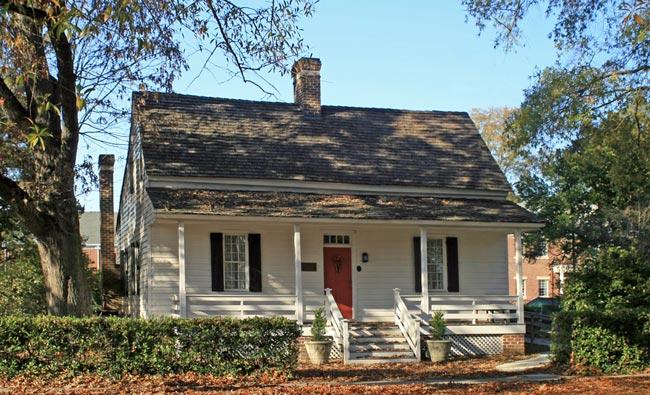 John Hart Cottage