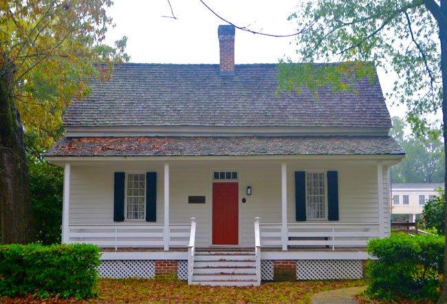 John Hart House in Hartsville, SC
