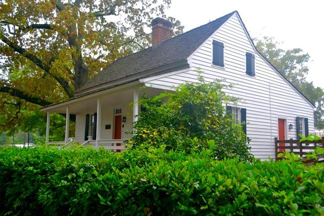 John Hart House in Hartsville