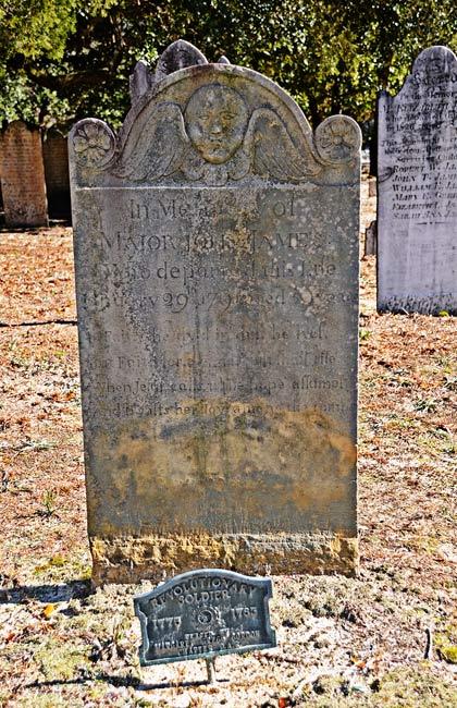 John James Grave