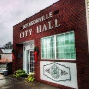 Johnsonville City Hall Facade