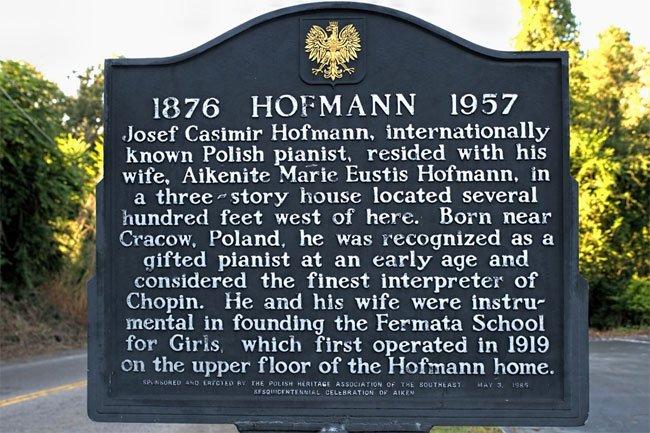 Josef Hofmann Marker