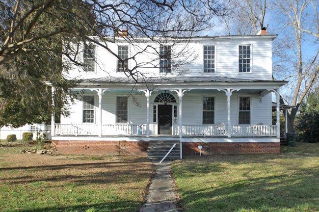 Judge Dawkins House