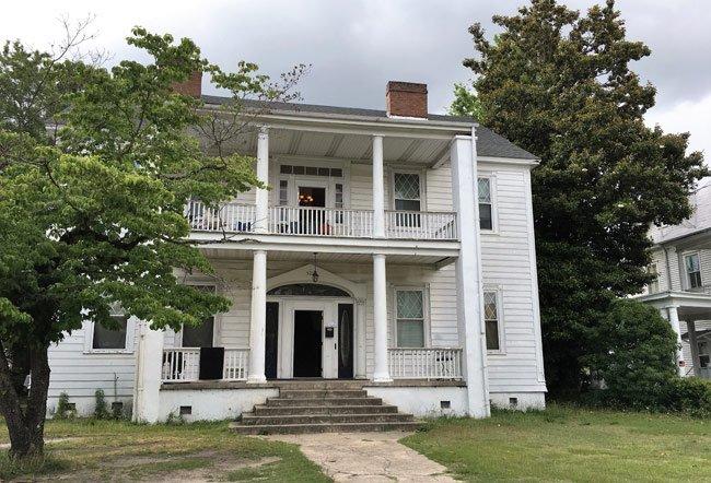 Judge Glover House