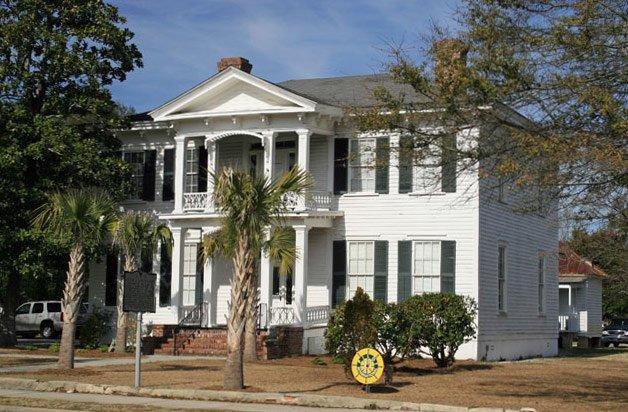 Julius Dargan House