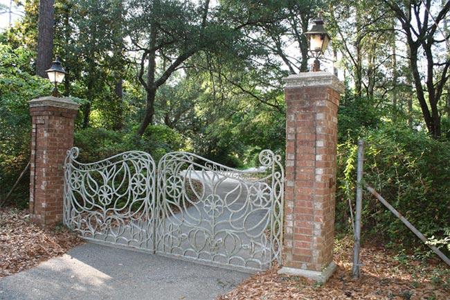 Kalmia Gardens Camellia Gates