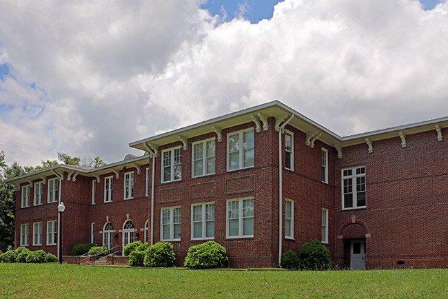 Kennedy St. School in Anderson