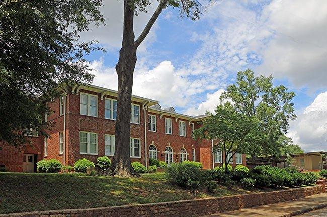 Kennedy Street School in Anderson