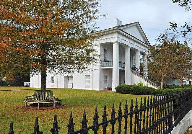 Kershaw County Courthouse Camden
