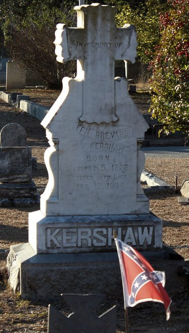 Kershaw Headstone