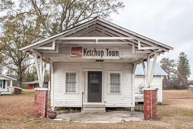 Ketchuptown Store Facade