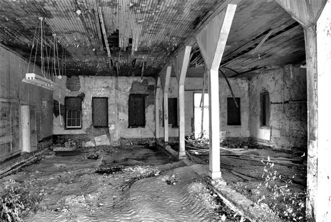 Kineen Hotel Interior