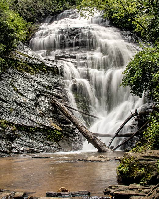 King Creek Falls, SC 2018