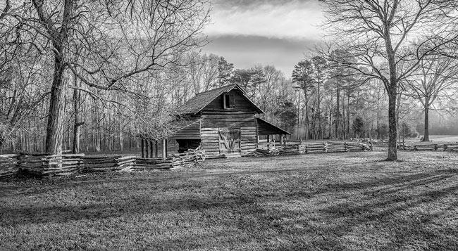 Kings Mountain State Park - Blacksburg, South Carolina